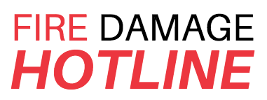 Fire Damage Hotline - Emergency Help For Fire Disasters